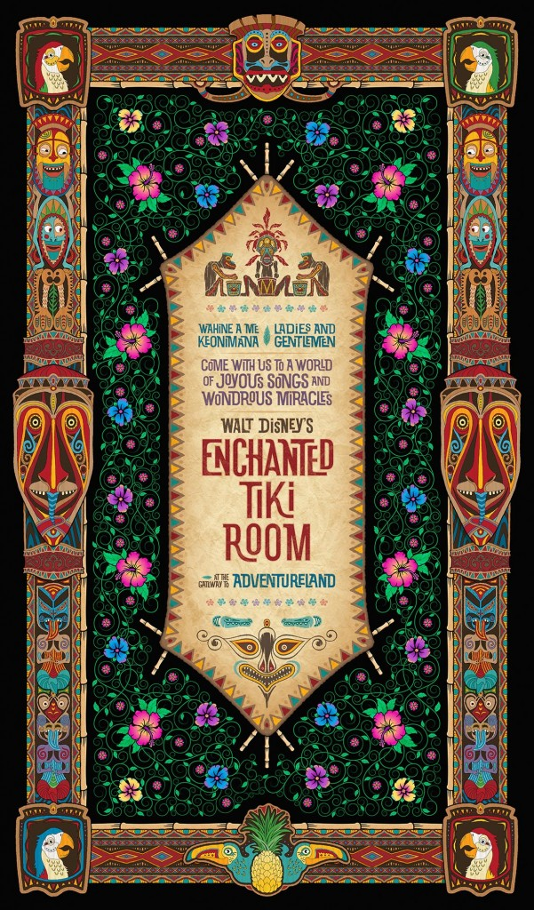 Jeremy Fulton - Disney's Enchanted Tiki Room