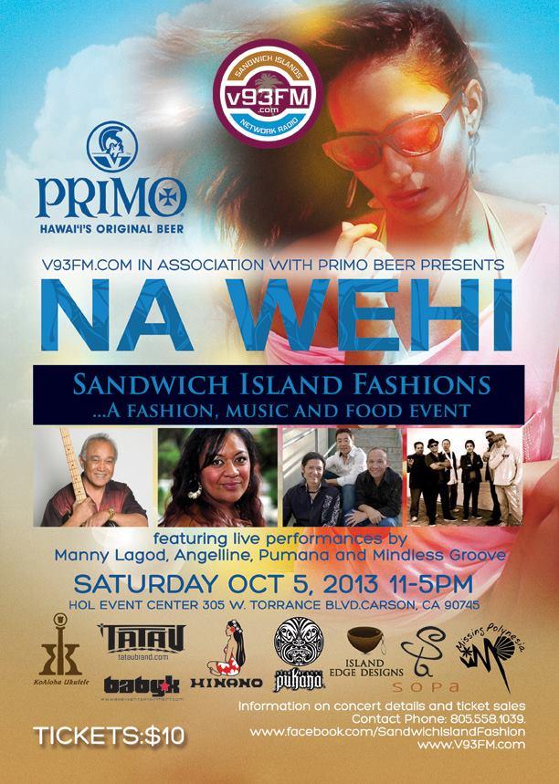 Na Wehi Fashion Event