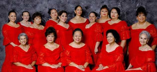 Hawaii's Daughters Guild, Holoku Ball 2012