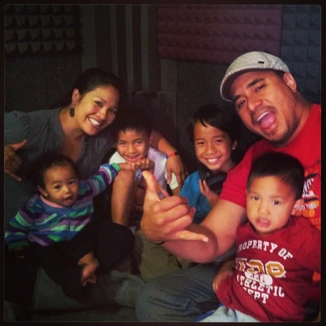 Tini Grey & Family