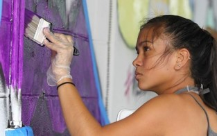 The Estria Foundation: Mele Murals