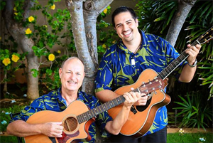 Aloha Series: Jerry Santos & Friends @ Shannon Center @ Whittier College | Whittier | California | United States