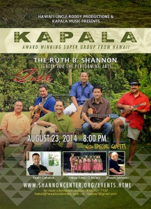 Kapala @ Shannon Center @ Whittier College | Whittier | California | United States