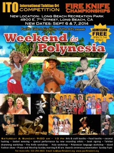 Weekend in Polynesia @ Long Beach Recreation Park | Long Beach | California | United States