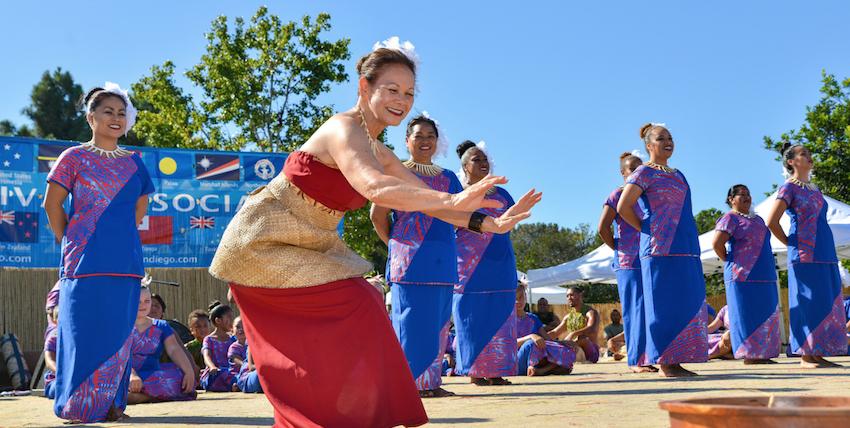 Pacific Islander Festival, San Diego