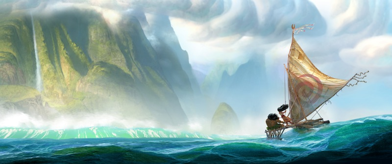 Moana: Disney's first Polynesian princess