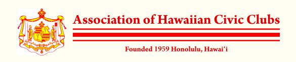 Association of Hawaiian Civic Clubs
