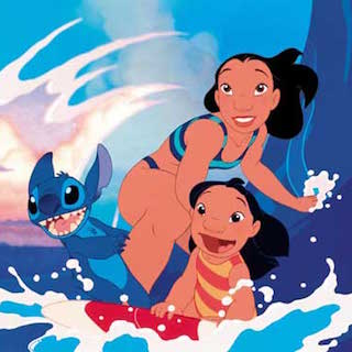 Lilo and Stitch, Disney Animated Film (2002)