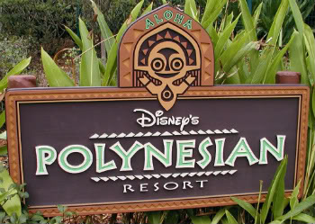 Walt Disney World's Polynesian Village Resort