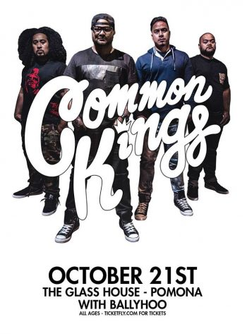 Common Kings @ Glass House