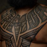 Tatau: Marks of Polynesia. Tattoo by Allek Gaoay. Photo by John Agcaoili.