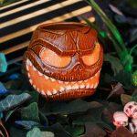 2015 Trader Sam's MahaloWeen Jack Skellington Tiki Mug