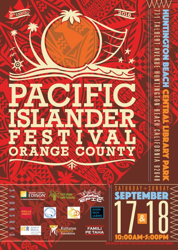 9th Annual Orange County Pacific Islander Festival