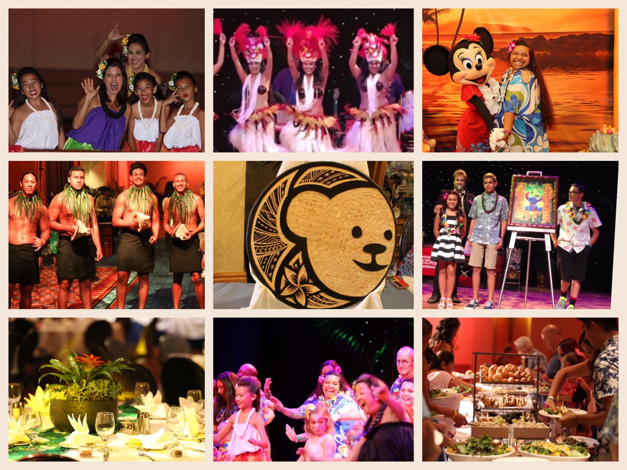 CHOC Ambassador's Luau with Team Kailualani and Baby K