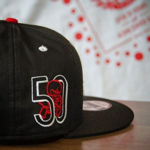 Zippy's 50th Anniversary Collection, Fitted Snapback