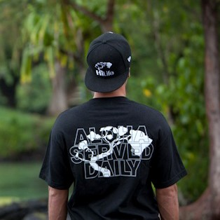 HiLife x Fitted Hawaii