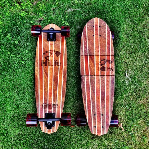 HiLife & Daniel Young Skateboards