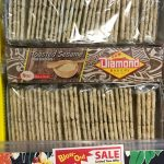 Diamond Bakery Toasted Sesame Soda Crackers