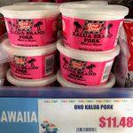 Ono Ono Brand Kalua Pig