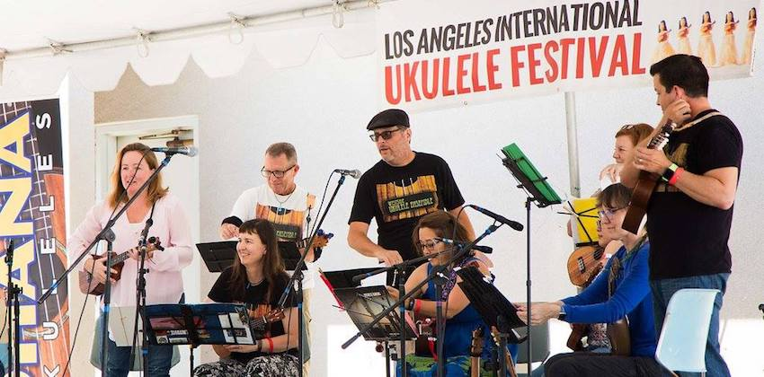 "Los Angeles International Ukulele Festival 2019"" width=""850"