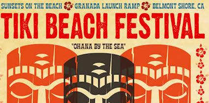 Tiki Beach Festival 2018