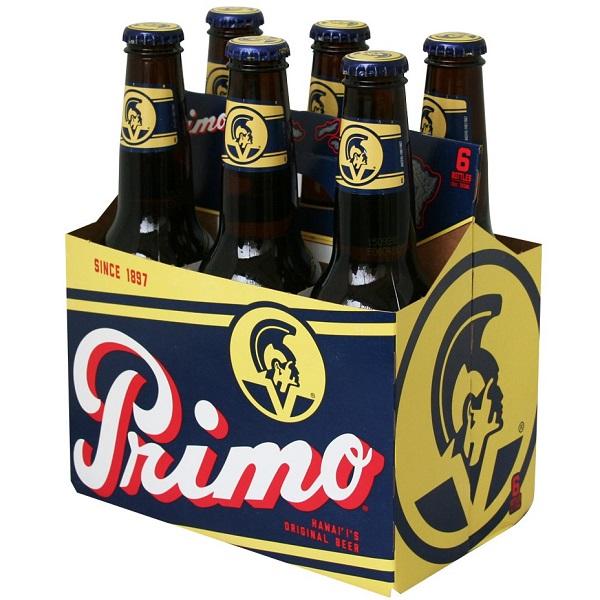 Primo Beer in California